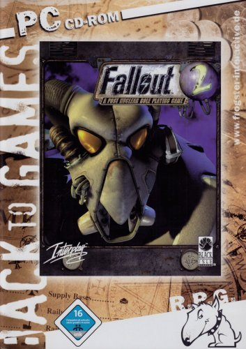 Fallout 2 (deutsch) (PC) -- via Amazon Partnerprogramm