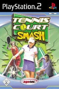 Tennis Court Smash (German) (PS2)