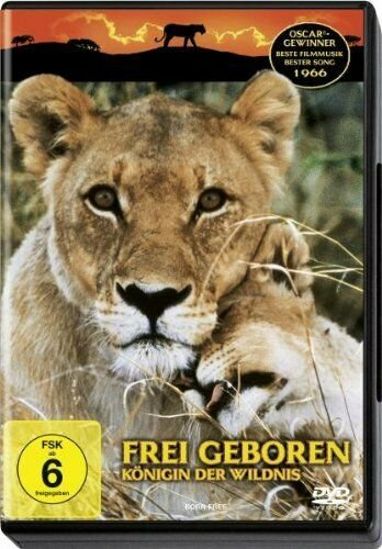 Frei geboren - Königin der Wildnis -- via Amazon Partnerprogramm