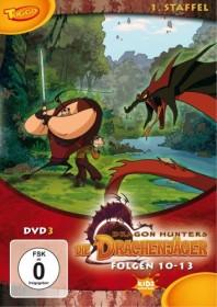 Dragon Hunters - Drachenjäger Staffel 1.3 (Folgen 10-13)