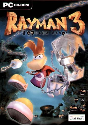 Rayman 3 - Hoodlum Havoc (German) (PC) -- via Amazon Partnerprogramm