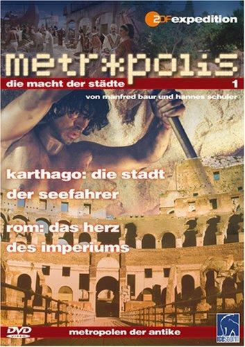 Metropolis - Die Macht der Städte Vol. 1 -- via Amazon Partnerprogramm