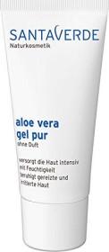 Santaverde aloe vera gel Pur without scent, 100ml