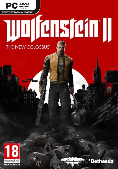 Wolfenstein II: The New Colossus (Download) (PC)