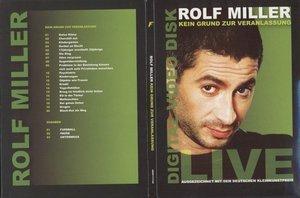 Rolf Miller - Kein Grund zur Veranlassung -- © bepixelung.org