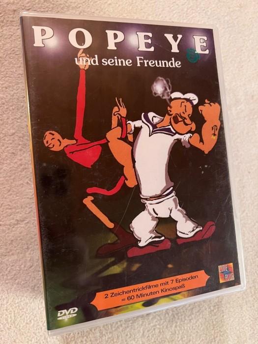 Popeye und Freunde -- via Amazon Partnerprogramm