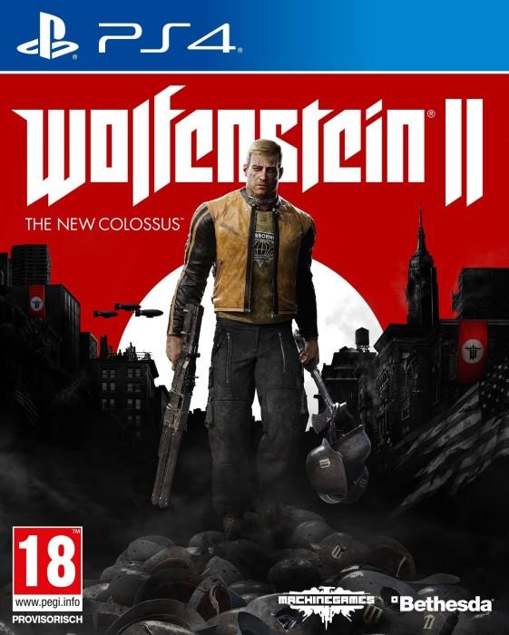 Wolfenstein II: The New Colossus (deutsch) (PS4)