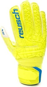 Reusch Fit Control RG Open Cuff Finger Support lime/safety yellow (Junior) (3972610-588)