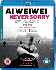 Ai Weiwei: Never Sorry (Blu-ray) (UK)