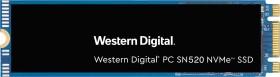 Western Digital PC SN520 NVMe SSD 256GB, M.2 2280 (SDAPNUW-256G)