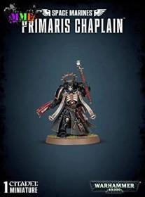 Games Workshop Warhammer 40.000 - Space Marines - Primaris Chaplain (99120101180)