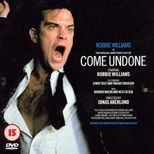 Robbie Williams - Come Undone -- via Amazon Partnerprogramm