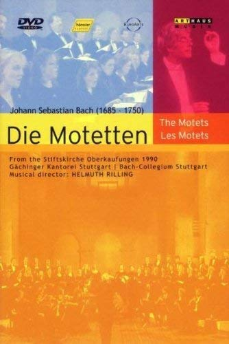 Johann Sebastian Bach - Die Motetten -- via Amazon Partnerprogramm