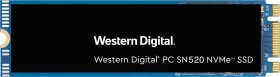 Western Digital PC SN520 NVMe SSD 512GB, M.2 2280 (SDAPNUW-512G)