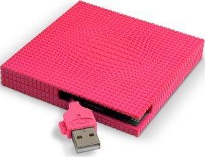 LaCie Skwarim pink 60GB, USB 2.0 (301058)