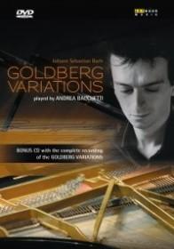 Andrea Bacchetti - Bachs Goldberg-Variationen