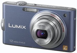 Panasonic Lumix DMC-FX60 blue