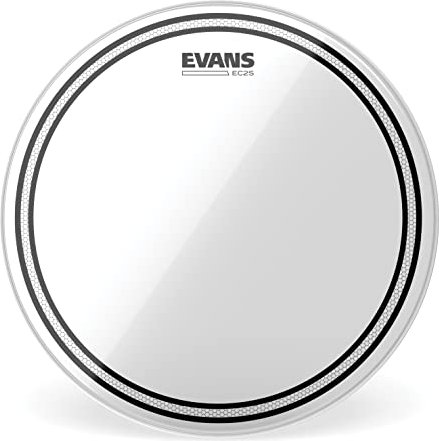 "Evans EC2S Clear SST 8/"" Tom Fell TT08EC2S Klar Level 360 daddario Head 8 Zoll"