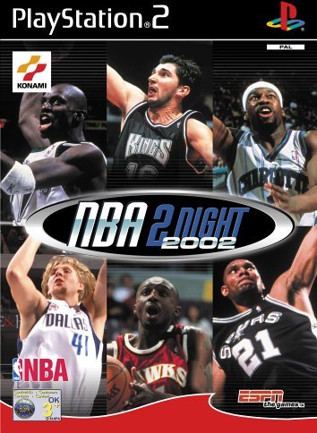 ESPN NBA 2night (niemiecki) (PS2) -- via Amazon Partnerprogramm