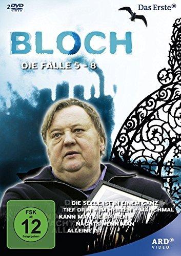 Bloch - Die Fälle 5-8 -- via Amazon Partnerprogramm
