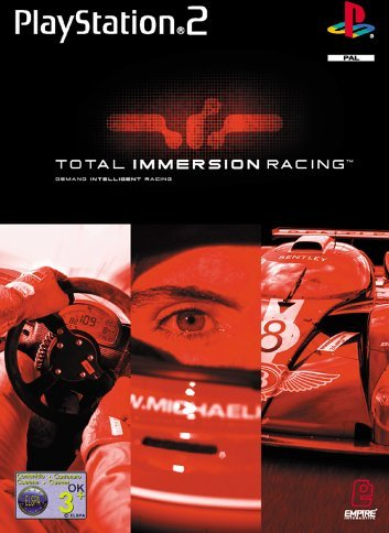 Total Immersion Racing (niemiecki) (PS2) (PS2-228) -- via Amazon Partnerprogramm