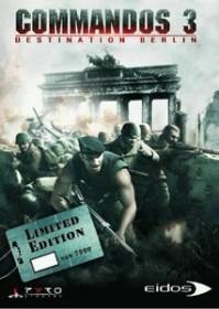 Commandos 3 - Destination Berlin - Limited Edition (PC)