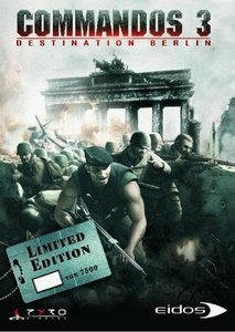 Commandos 3 - Destination Berlin - Limited Edition (German) (PC)