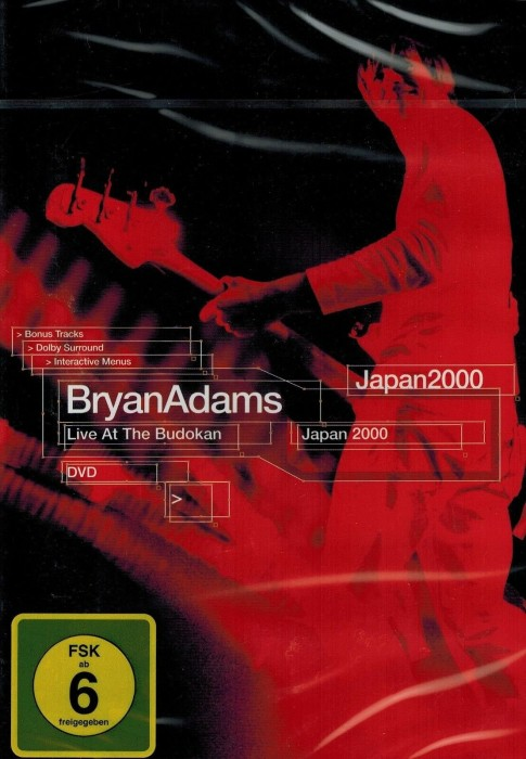 Bryan Adams - Live at the Budokan -- via Amazon Partnerprogramm