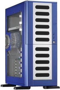 Chieftec CX-03 Midi-Tower (various colours, various Power Supplies)