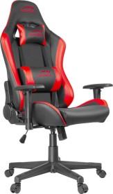 Speedlink Xandor gaming chair, black/red (SL-660005-BKRD)
