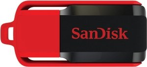 SanDisk Cruzer Switch 8GB, USB-A 2.0 (SDCZ52-008G-B35)