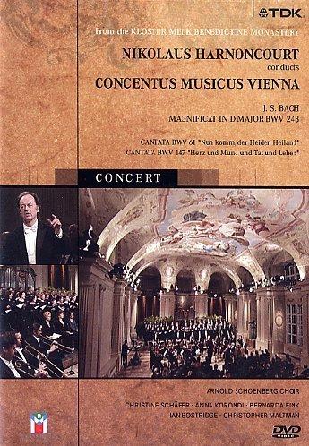 Johann Sebastian Bach - Kantaten BWV 61&147/Magnificant BWV243 -- via Amazon Partnerprogramm