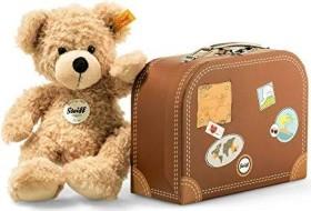 Steiff Fynn Teddybär im Koffer 28cm (111471)
