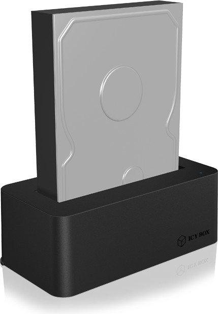 RaidSonic Icy Box IB-112StU3-B, USB-B 3.0 (20711)