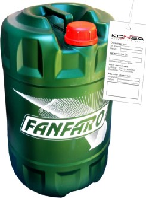 Fanfaro TRD 15W-40 10l (FF6101-10)