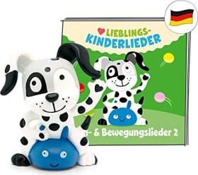 Tonies 30 Lieblings-Kinderlieder - Spiel- & Bewegungslieder 2 (10000230)