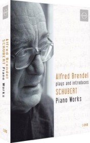 Alfred Brendel - Spielt und erklärt Schuberts späte Klavierwerke (DVD)