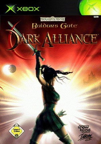 Baldurs Gate: Dark Alliance (German) (Xbox) -- (c) DCI AG