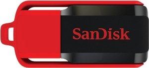 SanDisk Cruzer Switch 32GB, USB-A 2.0 (SDCZ52-032G-B35)