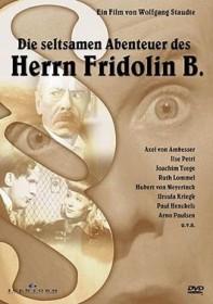 Die seltsamen Abenteuer des Herrn Fridolin B.