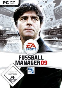 EA sports football manager 09 (German) (PC)