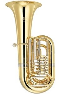 Yamaha YBB-641 Bb-Tuba