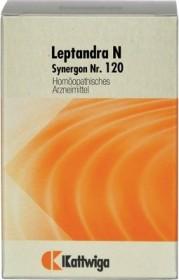 Synergon Nr. 120 Leptandra N Tabletten, 200 Stück