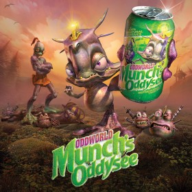 Oddworld: Munch's Oddysee - Limited Edition (Switch)