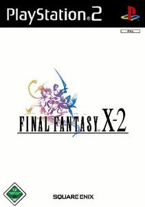 Final Fantasy X-2 (niemiecki) (PS2)
