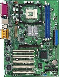ASRock P4I45PE, i845PE [PC-2700 DDR]