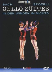 Johann Sebastian Bach - Cellosuiten (DVD)