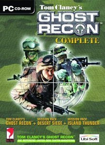 Tom Clancy's Ghost Recon Complete (niemiecki) (PC)