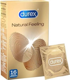 Durex Natural Feeling, 16 Stück