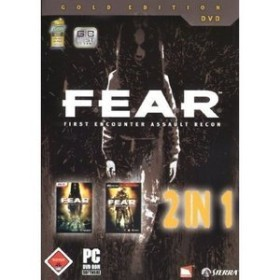 F.E.A.R. - First Encounter Assault and Recon - Gold Edition (PC)
